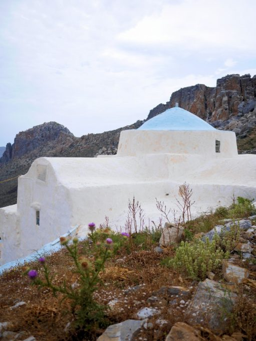 Greek Church on Astypalea