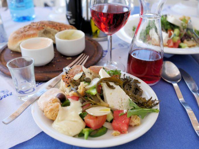 Astypalea Food