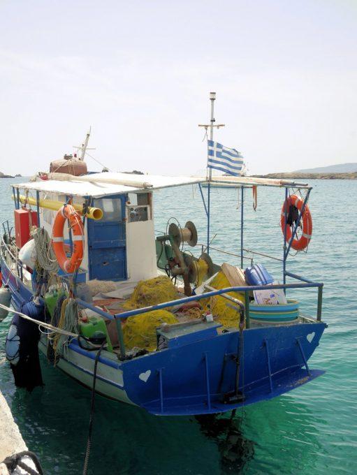 Fishing Boat Astypalea