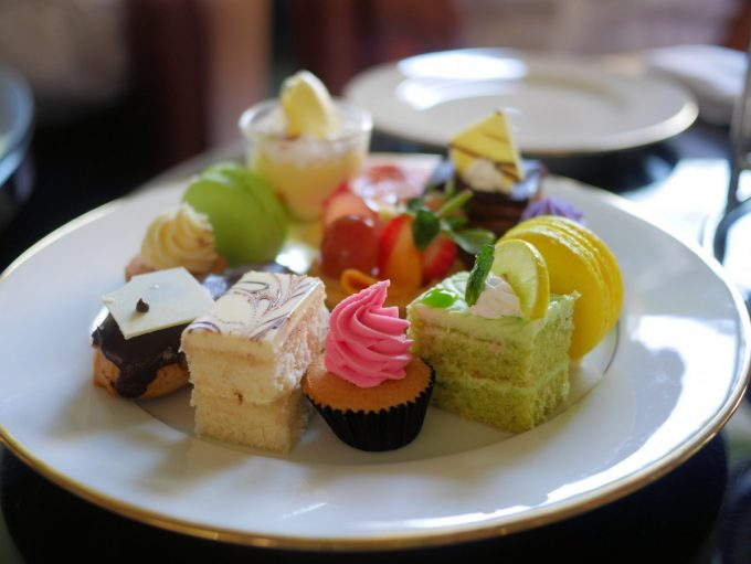 Afternoon Tea at the Cinnamon Grand Colombo