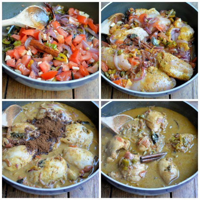 Sri Lanka Chicken Curry