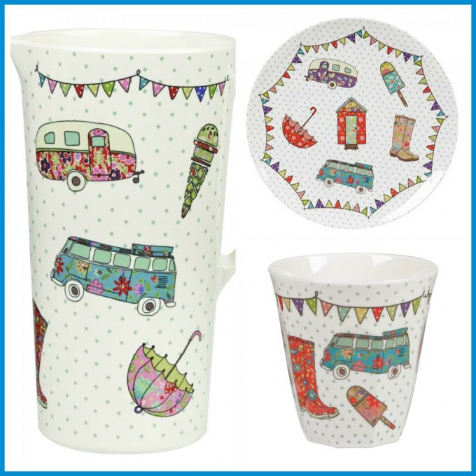 The Caravan Trail Festival Range