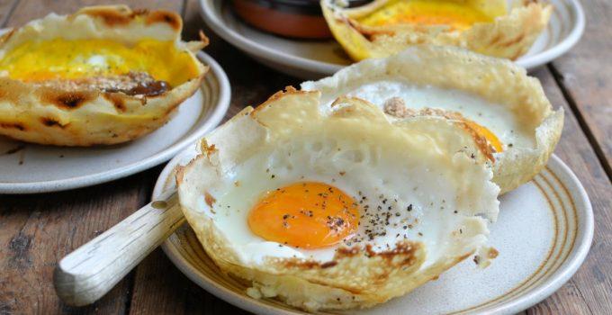 Egg Hoppers for Breakfast