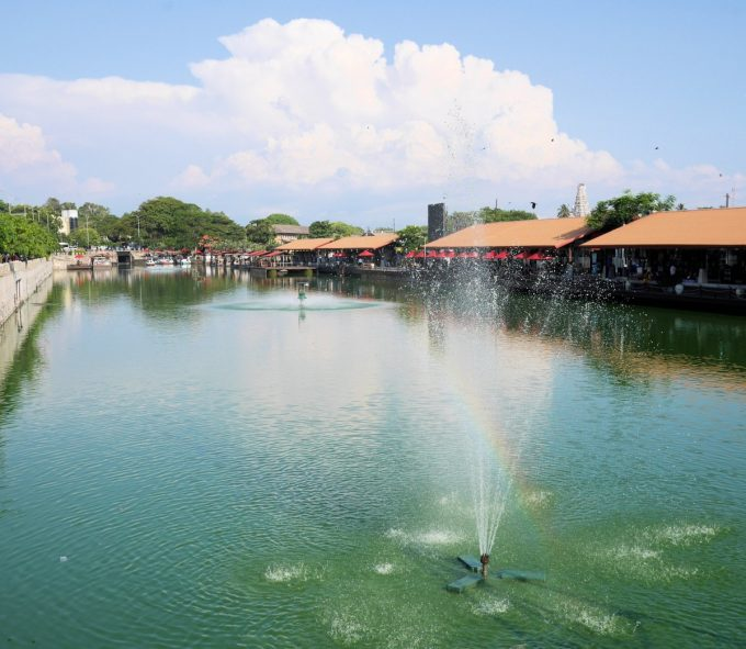 Water Market Colombo