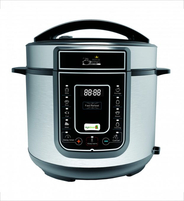 King Mini Kitchen: Giveaway: WIN A Pressure King Pro Pressure Cooker