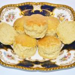 golden scones