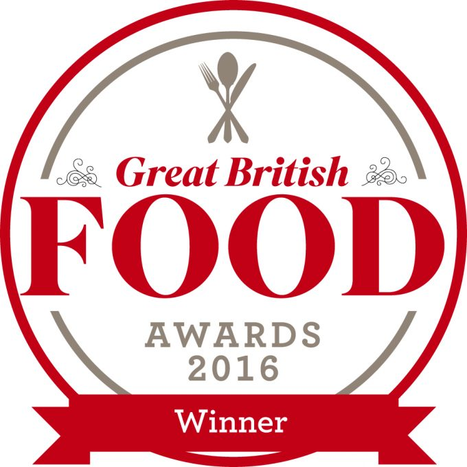 Great British Food Awards 2016 Winner