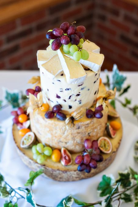 Cheese Wedding Cake Uk