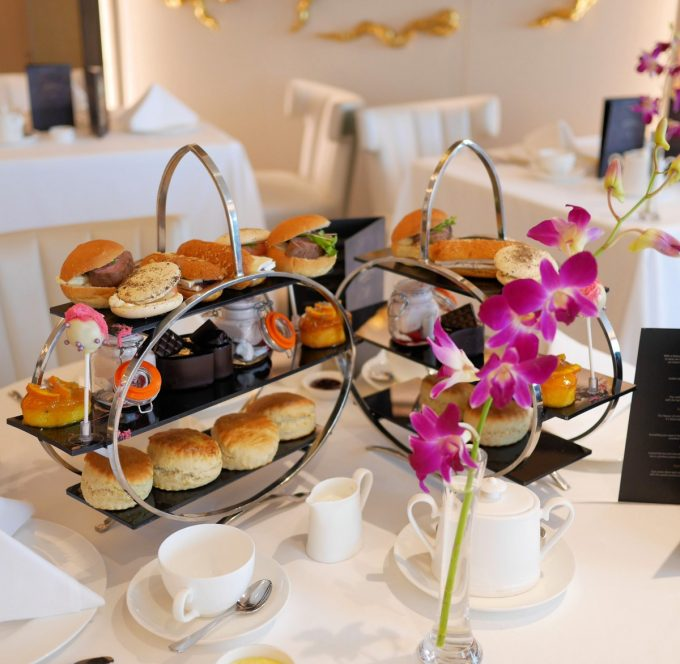 Eric Lanlard Afternoon Tea