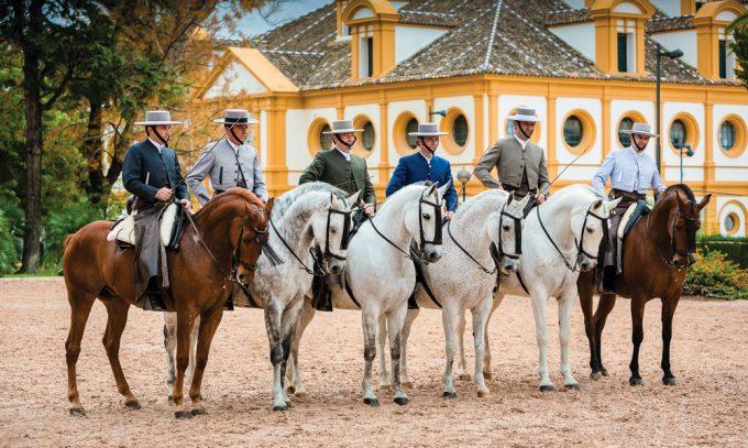 Gaudi, Tapas and Dancing Andalusian Horses