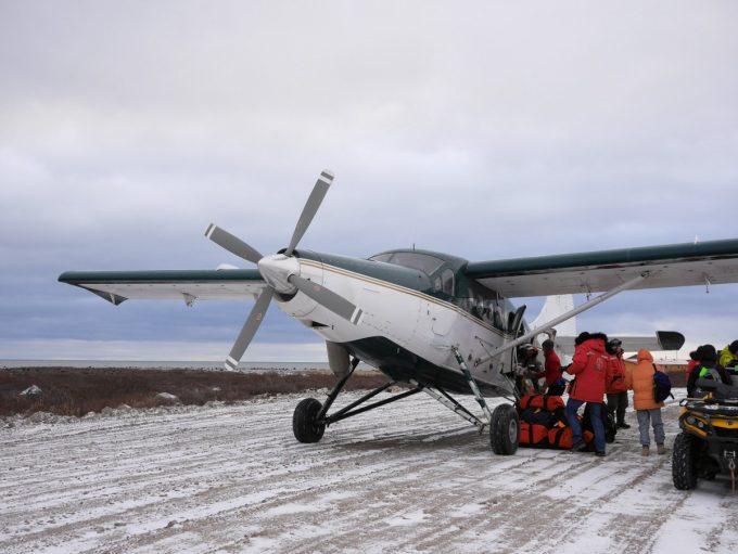 De Havilland Otter Bush Plane