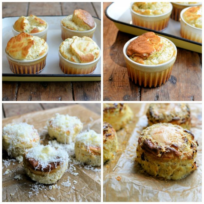 step by step twice baked souffles