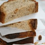 Caramelised Banana Bread