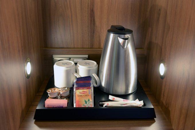 Tea and Coffee Making facilites