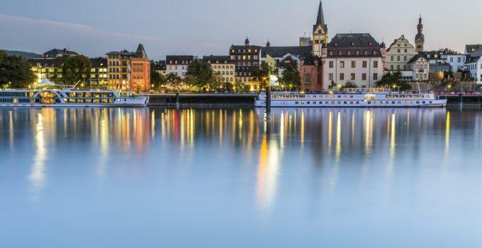 Riviera Travel Rhine River Cruise