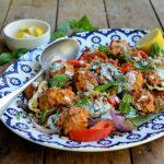 5:2 Diet & WW Chicken Mergeuz Meatballs…