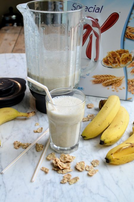 Banana Bread Smoothie