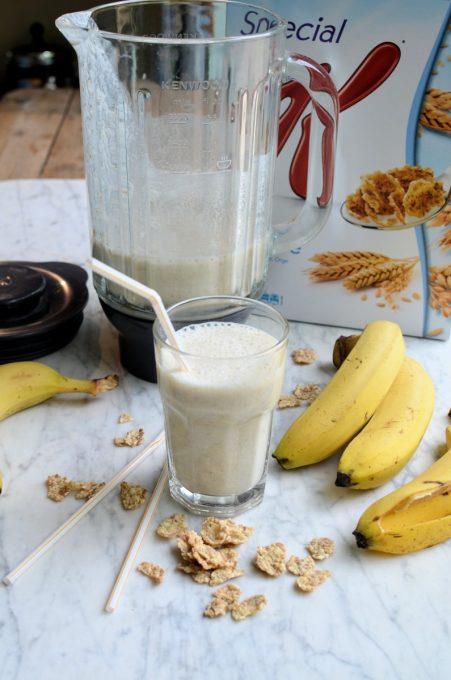 Banana Bread Smoothie