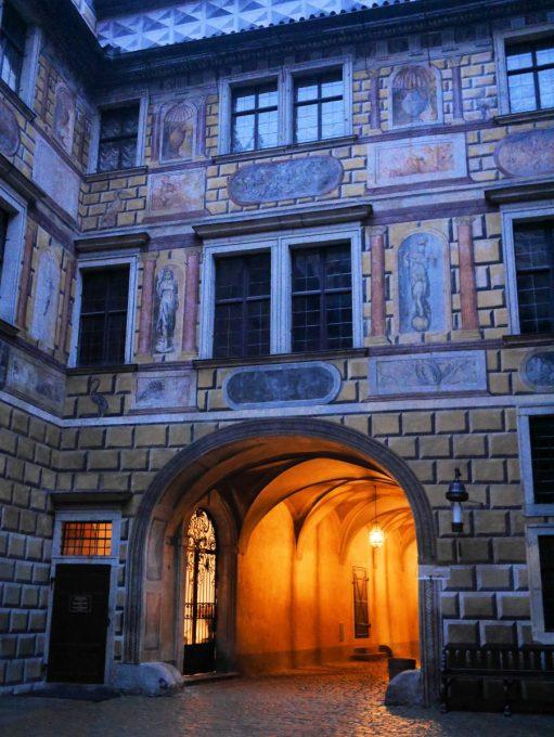 Chateau Český Krumlov