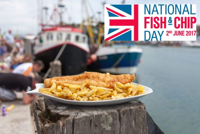 National Fish and Chips Day 2017
