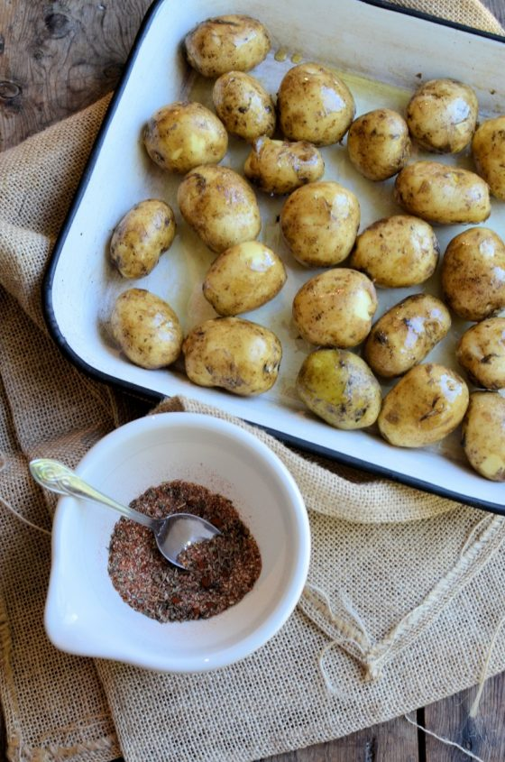 Grown in the rich, fertile Cornish soils close to the sea, gives the potatoes a natural salinity and sweetness and soft fluffy skins,