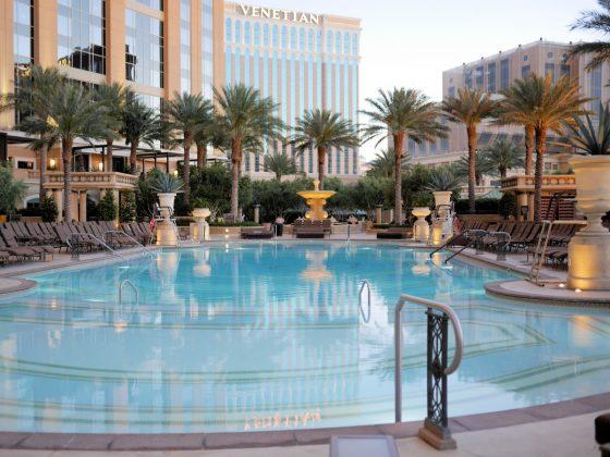 Palazzo Pool Vegas