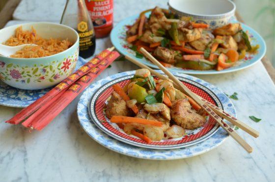 Sriratcha Chicken
