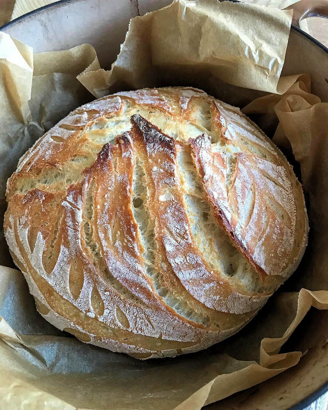 Classic Sourdough Bread Made Easy Lavender And Lovage