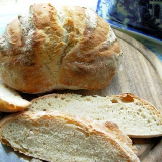Slow Sunday ~ Baking Bread featuring Our Daily Bread in a Crock – Weekly Make and Bake Rustic Bread