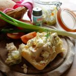 Slow Sunday ~ Poulet Nomade – Nomad's Chicken – Herb Poached Chicken in a Jar