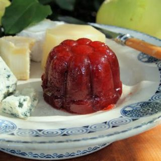 The Old Quince Tree, A French Cheese Platter and Elizabethan Quince Cheese ~ Membrillo