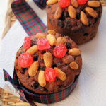 Making Winter, Baking with Mum and Wee Whisky Doused Hogmanay Dundee Cakes
