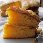 Cake, Cake, Cake……Fresh Orange Layer Cake with Citrus Curd Buttercream