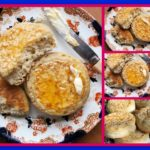 Hot Buttered Crumpets for a Snowy Day – Home-made Crumpet Recipe for a Tea Time Treat