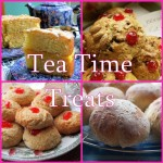 The New Tea Time Treats Challenge for March – SCONES! Savoury and Sweet