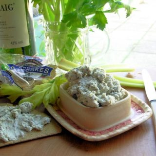 Celebrating National Stilton Week with Auld Alliance: Potted Blue Cheese & Scotch Whisky
