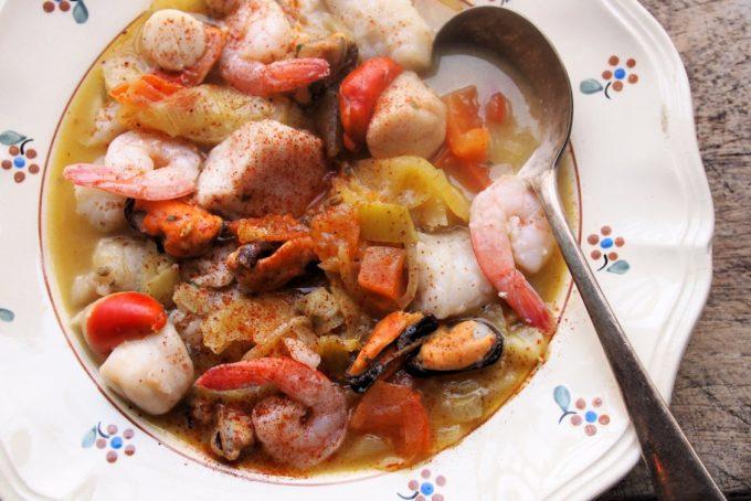 Marmite Ecossaise – Luxury Scottish Seafood Stew
