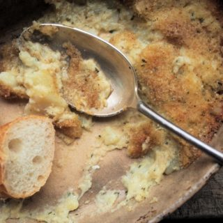 Lucky Friday the 13th with Tasty Fish on Friday – Brandade de Morue, French Salt Cod and Potato Gratin