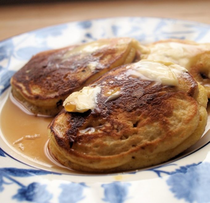 Be-Ro Dropped Scones – Griddle Scones