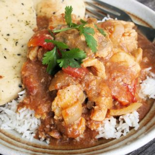 Fish on Friday and a Taste of India with Easy Fish Curry