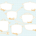 Monday Meal Plan ~ Mangoes, Seafood, Pancakes and Salads