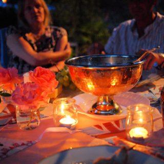 Courvoisier Cognac Comes Home! A Team GB Golden Celebration Party with Courvoisier Punch