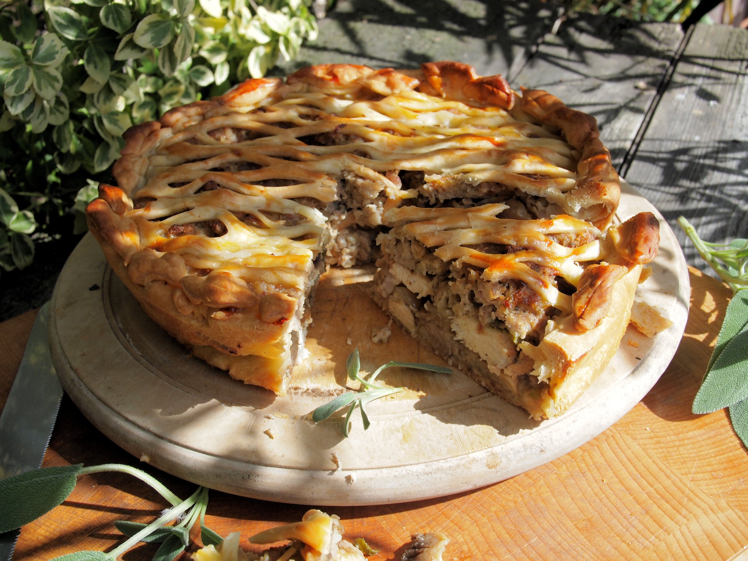 Organic September Seasonal Family Recipes Chicken Pie Strawberry French Toast Soup With Cheese Toasties