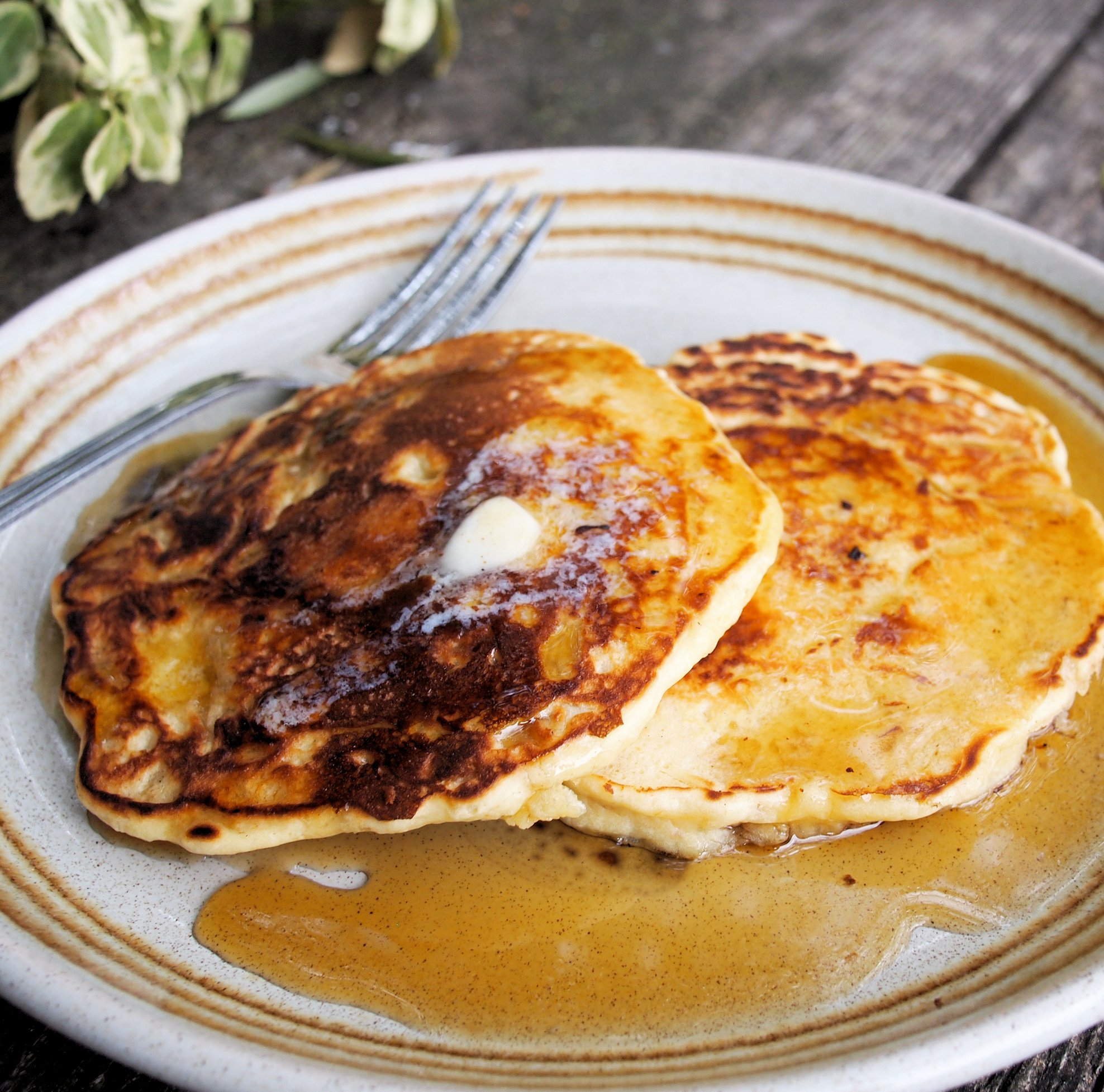 Celebrate better breakfast week with new zealand honey and my fluffy celebrate better breakfast week with new zealand honey and my fluffy porridge pancakes recipe forumfinder Choice Image