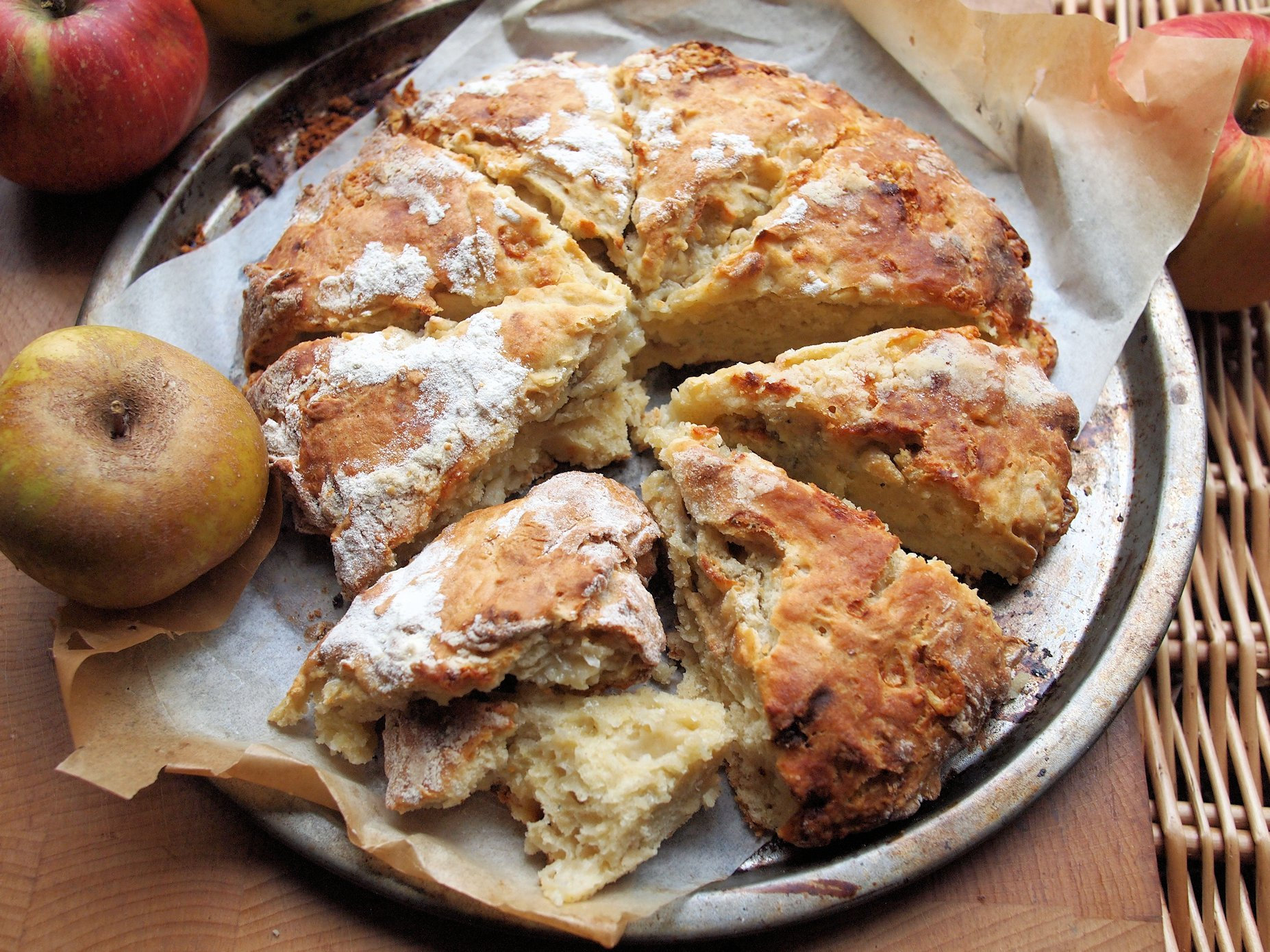 Victorian Cake Recipes Uk: Apple Day, Victorian Orchards And Apple & Dorset Blue