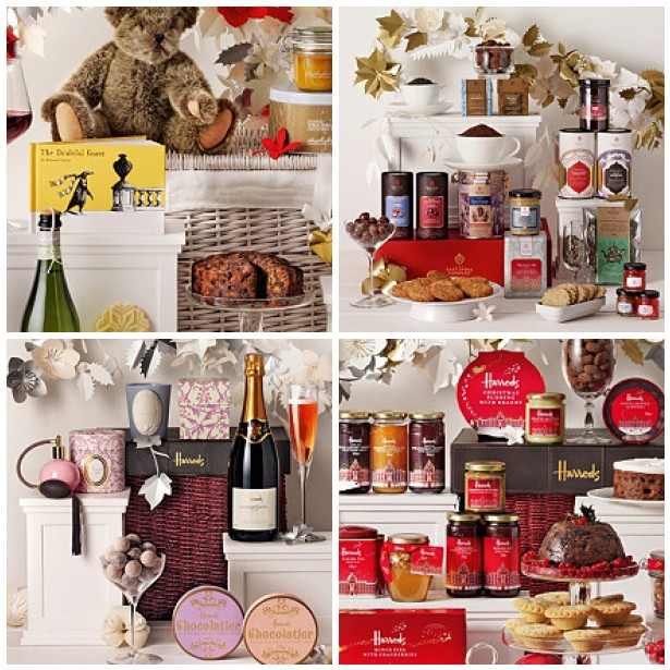 Harrods Luxury Gift Hampers