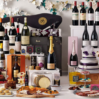 A Selection of Luxury Gift Hampers from Harrods…..on my Christmas Wish List