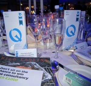 The Quality Food Awards ~ Grosvenor House Hotel, Park Lane, London