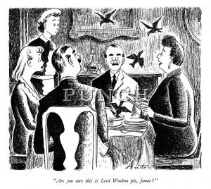Anton Cartoon from Punch 1941