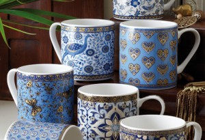 Giveaway: Win SIX British Designed & Made Mugs from Churchill China for Christmas